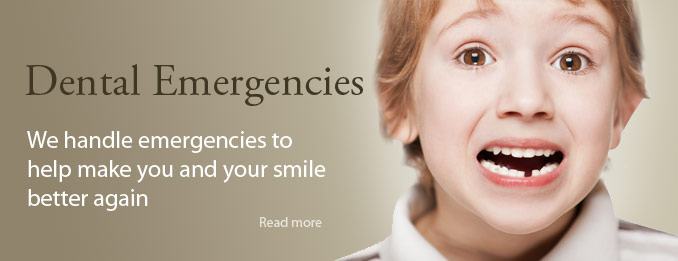 Have a Dental Emergency? Call Dr. Tawil, Oakville's best dentist